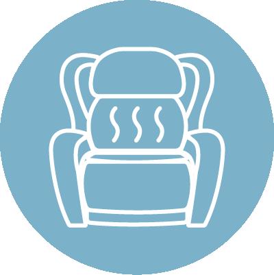 Massage & Heat (SoCozi™) Icon