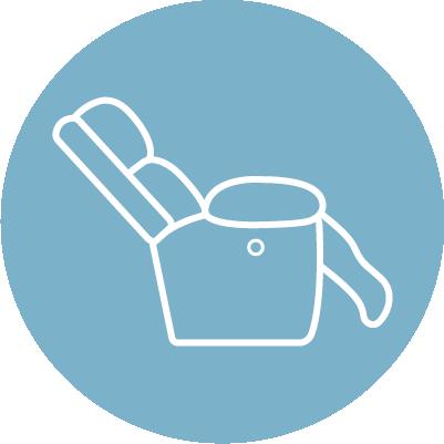 Power Headrest Icon