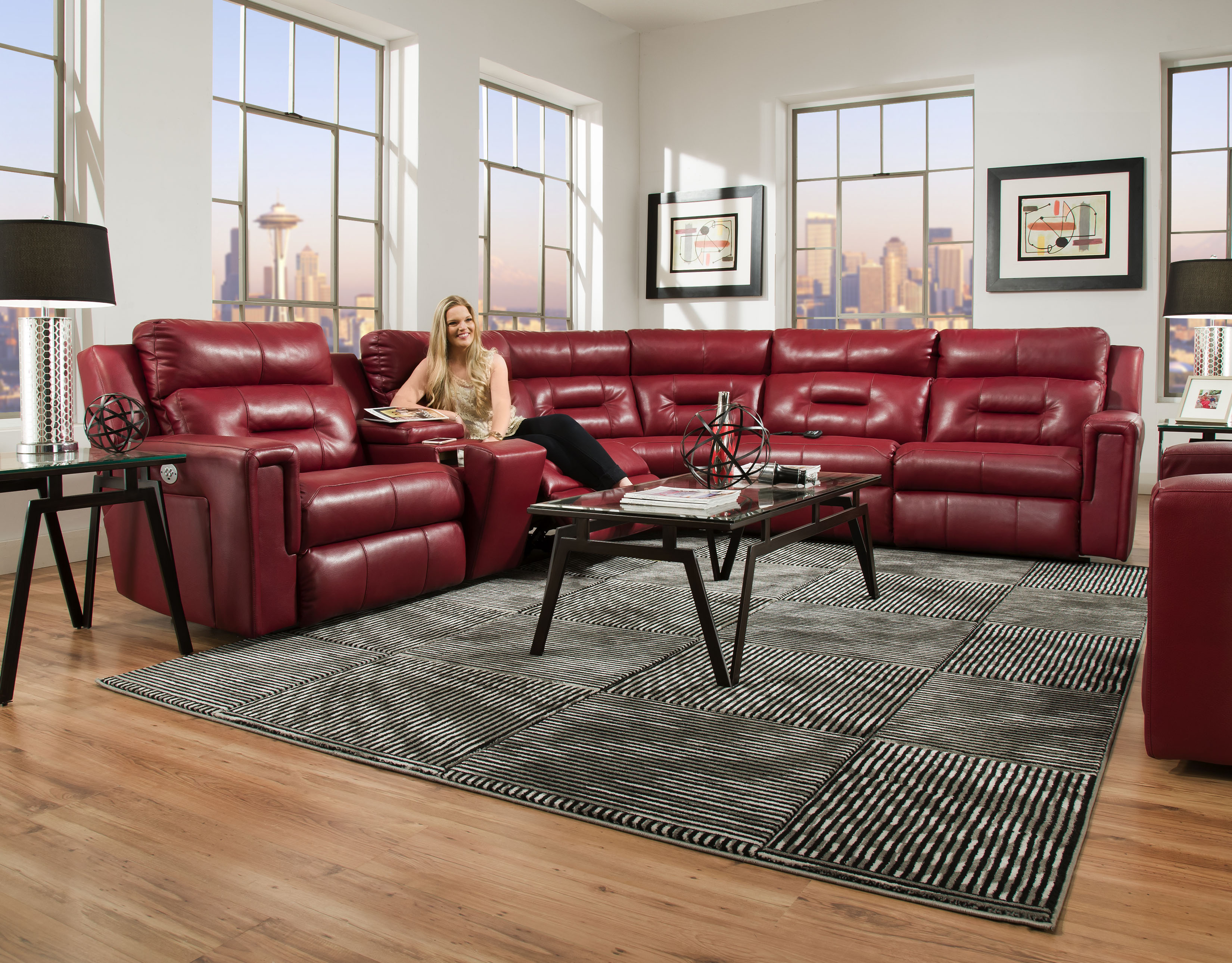 866 Excel Sectional Image