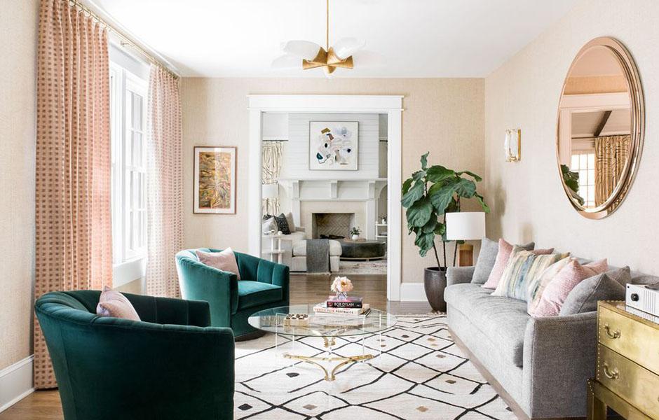 Type of interior design style