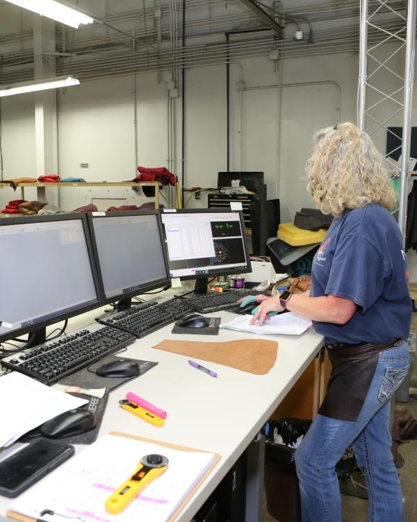 Leather Cutting Operator