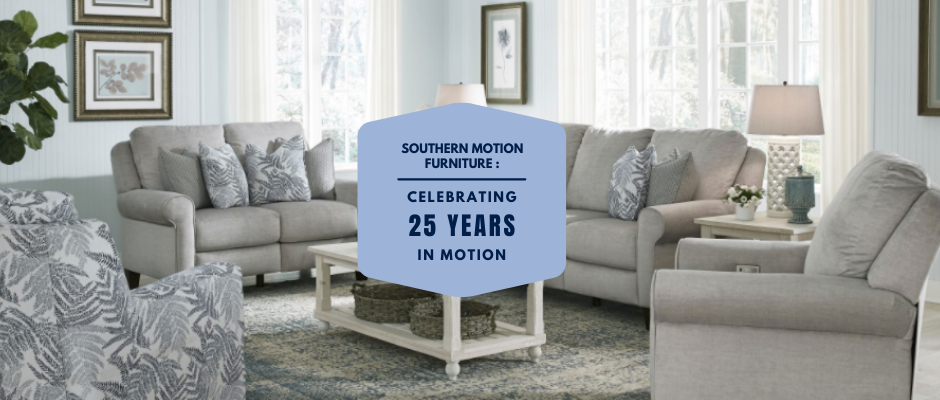 Southern Motion's Dynasty sofa