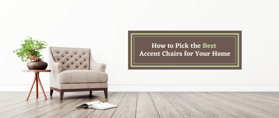Living room accent chair idea